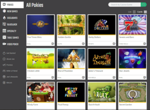 play online pokies for real money at joe fortune casino