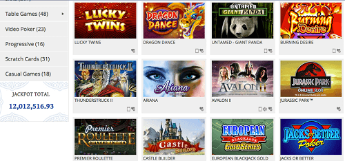 Play at 7Sultans online casino