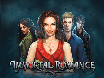 Play Immortal Romance pokies for real money