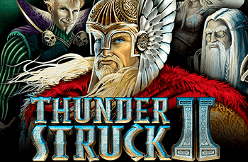 Play Thunderstruck pokies for real money