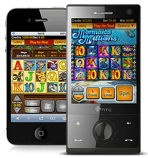 Play from the best real money pokies apps