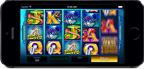 play the best mobile pokies