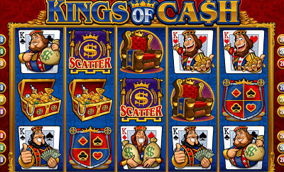 Play King of Cash Pokies for real money