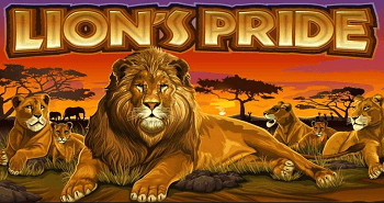 Play the Lion's Pride pokies game