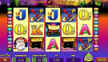 Play Real Money Where's the Gold Pokies