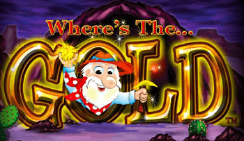 Play Where's the Gold Pokies Game Online
