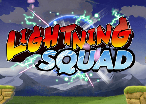 play lightning squad pokie for real money