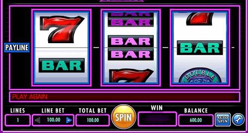 play double diamond pokies game online
