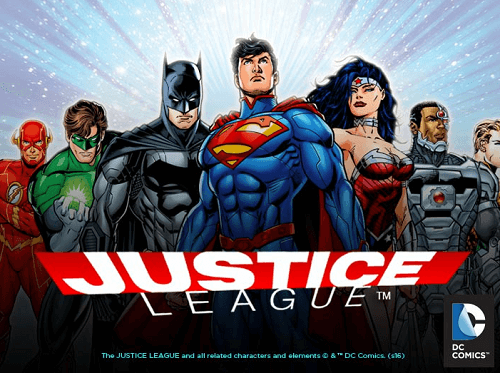 play justice league pokies online